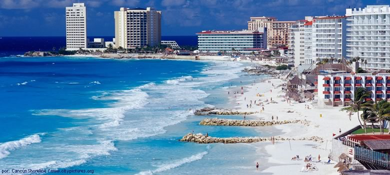 International Moving To Cancun Mexico