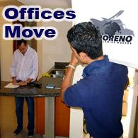 Mudanzas de oficinas en MTY y DF